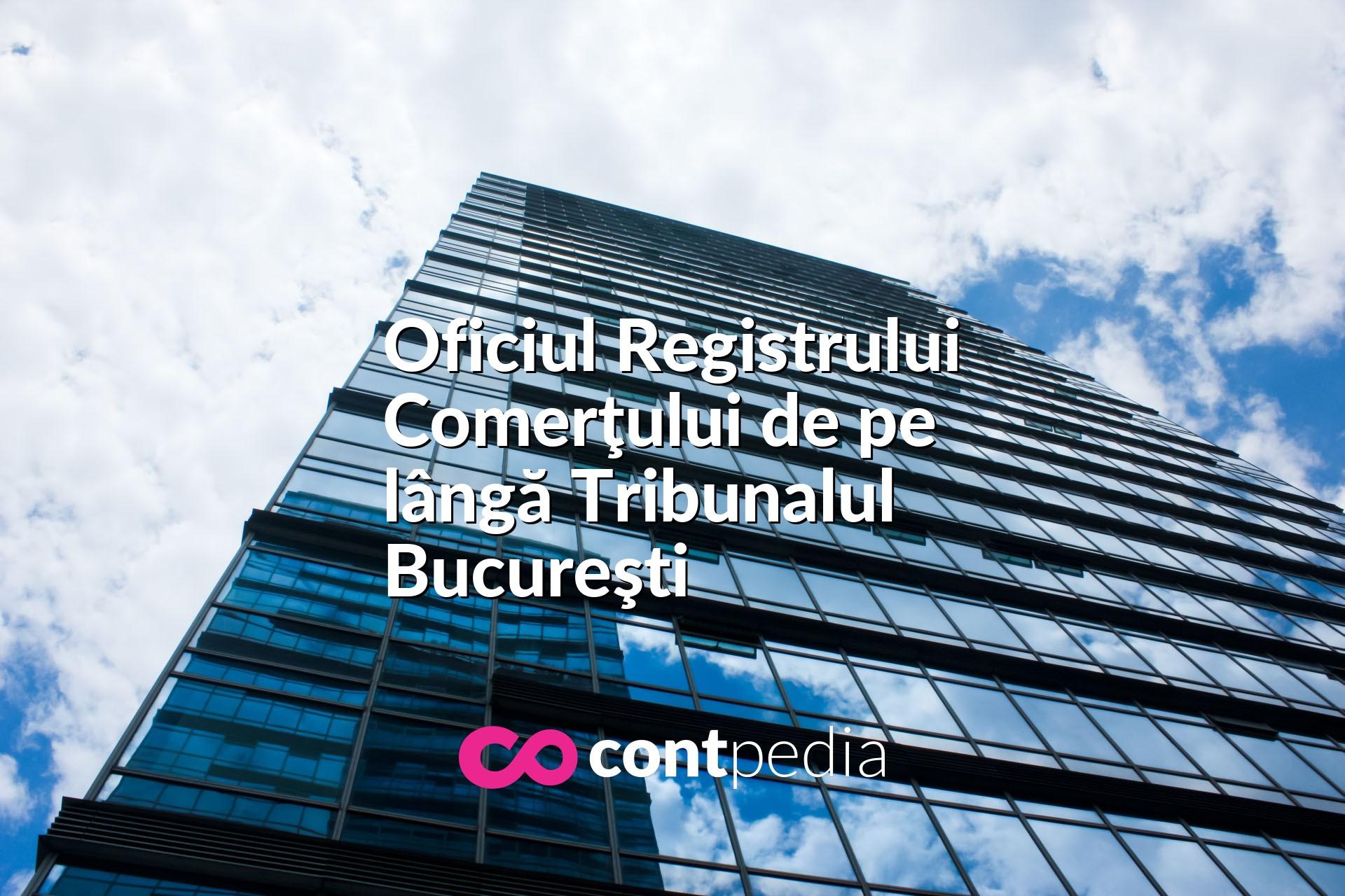 Onrc Registrul Comerţului Bucuresti Harta Adresa Telefon